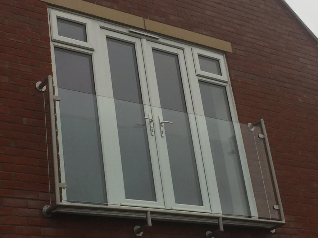 stainless steel juliet balconies glw engineering